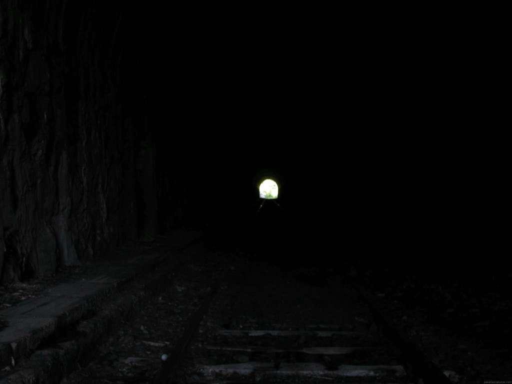 La luz al final del túnel